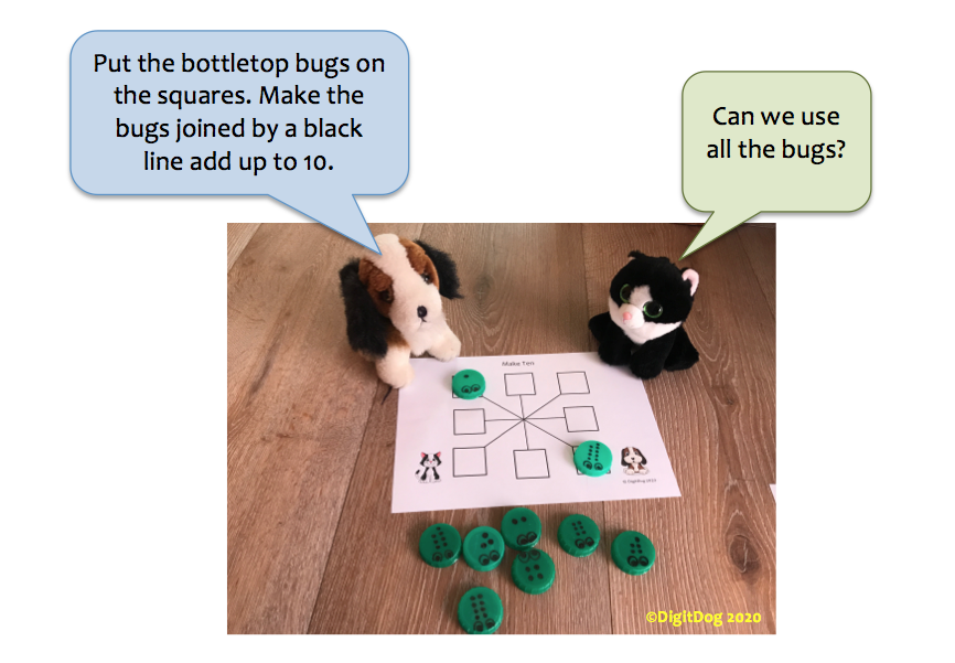 Making ten bugs